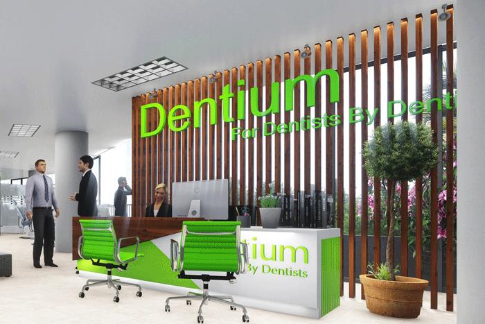 Thiết kế - thi công nội thất phòng khám Dentium Hàn Quốc
