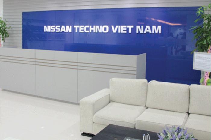 Thiết kế - thi công nội thất Công ty TNHH Nissan Technology Việt Nam